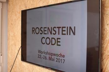 Workshop-Display